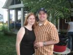 Emily & Paul (bridesmaid and groomsman)