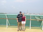 Highlight for Album: Our Honeymoon!  Cruise - Western Caribbean - 2003