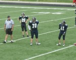 Highlight for Album: Sept 2, 2006  -  Philip's football pictures, GO #70!