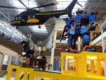 Mall of American Lego store.  HUGE lego constructions.